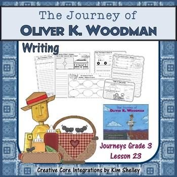 Oliver K. Woodman Writing