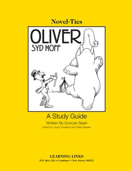 Oliver - Novel-Ties Study Guide