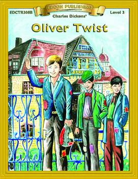 Oliver Twist 10 Chapter Novel with Student Activities and