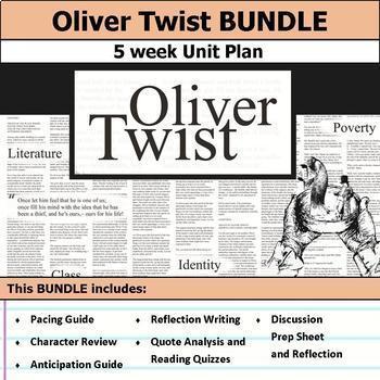 Oliver Twist Unit Bundle