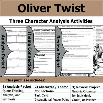 main theme of oliver twist