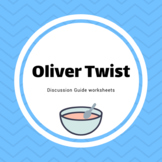 Oliver Twist Comprehension Questions