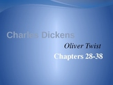 Oliver Twist_Chapters 28-38 PowerPoint