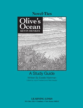 Olive's Ocean - Novel-Ties Study Guide