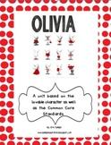 Olivia Arts Integrated Common Core mini unit