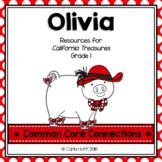 Olivia  - Common Core Connections - Treasures Grade 1