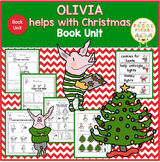 Olivia Helps With Christmas  Book Unit