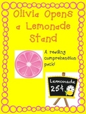 Olivia Opens a Lemonade Stand Reading Adventure