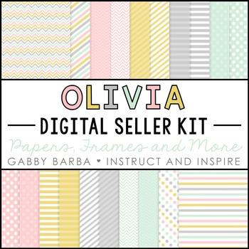 Olivia Seller Kit