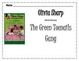 Olivia Sharp The Green Toenails Gang