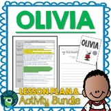Olivia by Ian Falconer Lesson Plan and Activities