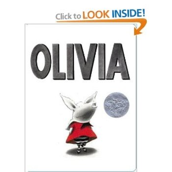 Olivia, by Ian Falconer: Writer's Workshop
