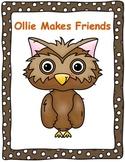 Ollie Makes Friends