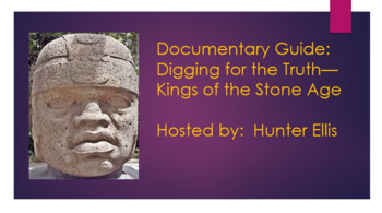 Olmec Documentary Guide:  Questions and Answers