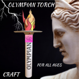 Olympian Torch Craft