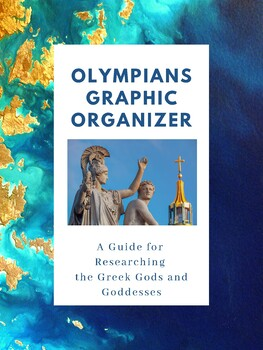 Olympians Graphic Organizer