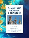Olympians Graphic Organizer