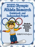 2018 Winter Olympic Athlete - Independent Study Project an