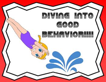 Olympic Behavior Chart