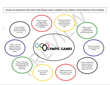 Olympic Contract