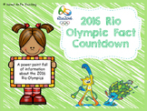 2016 Rio Olympic Countdown