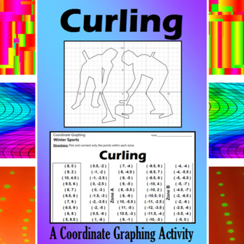 Curling - A Coordinate Graphing Activity