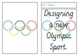 Design your own Olympic Sport