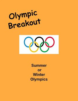 Olympic Digital Breakout