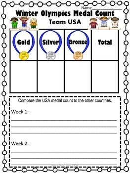 Olympic Expository Writing, Reading Comprehension, and Math