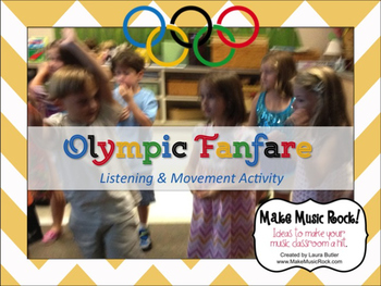 Olympic Fanfare Fun
