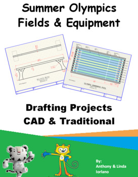 Olympic Fields and Equipment Drafting