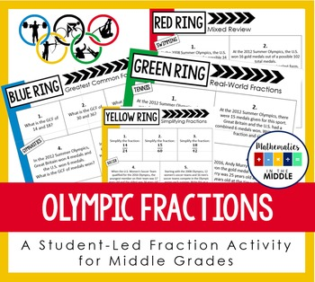 Olympic Fractions