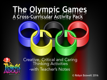 Olympic Games Cross-Curricular Theme Pack