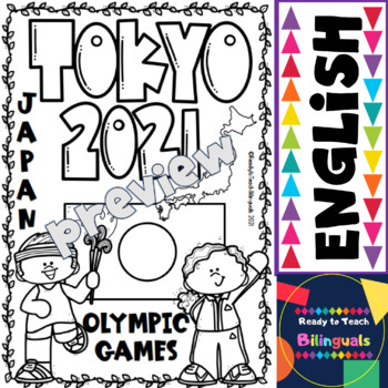 Olympic Games - Printables with Graphic Organizers