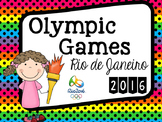 Olympic Games - Rio 2016