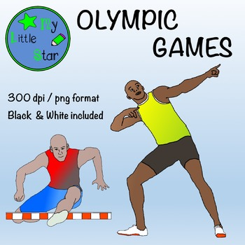 Olympic Games: clipart