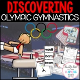 Summer Olympics: Olympic Gymnastics Research Unit with PowerPoint
