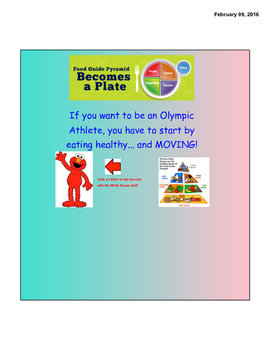Olympic Health Lesson