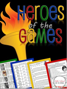 Olympic Heroes - Olympics Activities