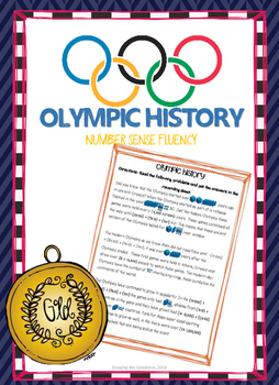 Olympic History : A High Interest Reading Passage for Read