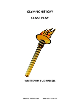 Olympics History Class Play