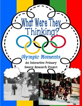 Olympic History Through Pictures: What Were They Thinking?