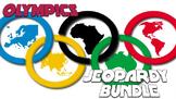 Olympic Jeopardy Bundle (Google Slides)