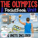 Discovering the Summer Olympics [MEGA] 6-Part Unit with Po