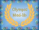 Olympic Mad-lib