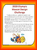 Olympic Mascot Research, Design, and Writing Activities