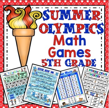 Olympic Math Games 5th Grade