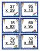 Olympic Math Skills Scoot 4th Grade