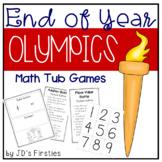 Olympic Math Tub Games