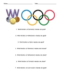 Olympic Medal Fractions